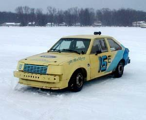 Used Items For Sale, 1 Racecar, multi purpose Ice Racer